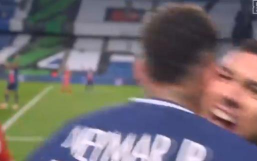 De camera zit er bovenop: ontlading bij PSG na titanenstrijd, Bayern leeggeknokt