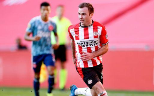 'Götze is uitgekeken op Eredivisie en zet zinnen op onverwacht PSV-vertrek'