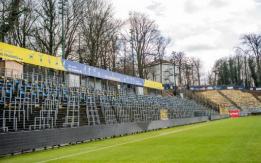 Afbeelding: Union zoekt onderdak in Mechelen voor laatste wedstrijd in 1B