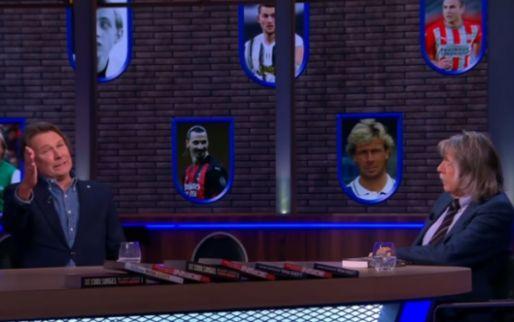 Kraay zegt sorry voor 'heel slechte opmerking', Derksen en Van der Gijp verbaasd