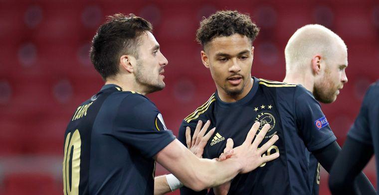 Swart adviseert Ajax voor bekerfinale: 'Als je die meteen een beetje irriteert...'
