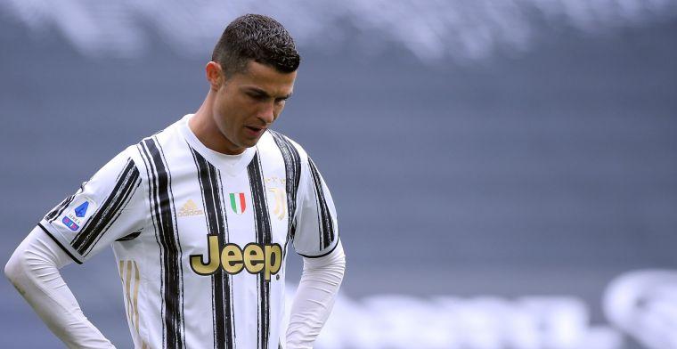 'Allegri gaf Ronaldo-advies bij vertrek uit Turijn: 'Zorg dat je van hem afkomt''