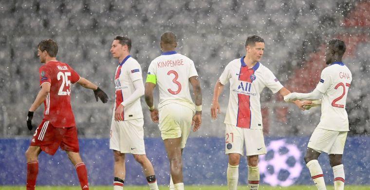 PSG begint met 'respect' aan return tegen Bayern: 'Favoriet moet kampioen worden'