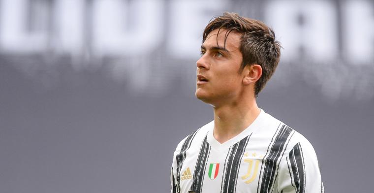 'Juventus dreigt Dybala kwijt te raken: PSG en Premier League lonken'