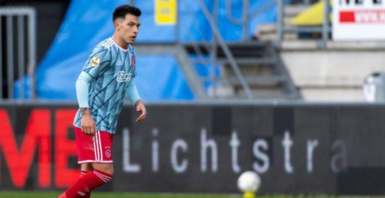 Martínez blikt terug: 'Ze wisten ons te verrassen, hebben we prijs voor betaald'