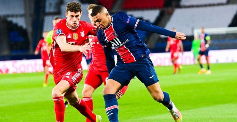 PSG neemt in de CL revanche tegen Bayern en schakelt Duitsers uit