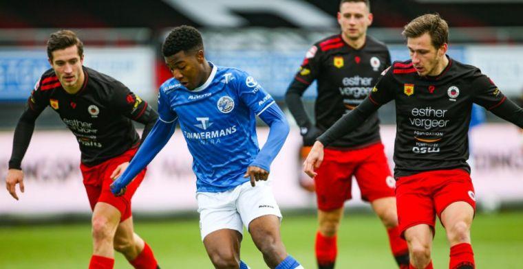 Den Bosch stuurt middenvelder (20) per direct weg na akkoord met andere club
