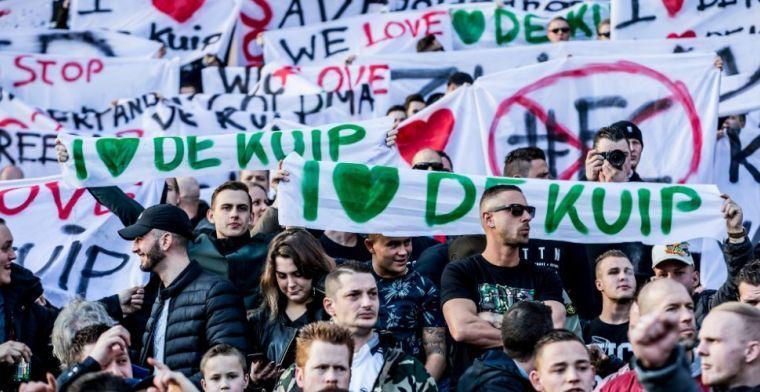 'Nieuws over bouw van nieuw stadion Feyenoord, club moet gemeente inlichten'