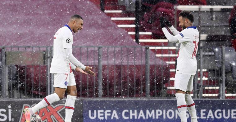 Neymar vol lof over Mbappé: Aan hem heb ik mijn geluk in Parijs te danken