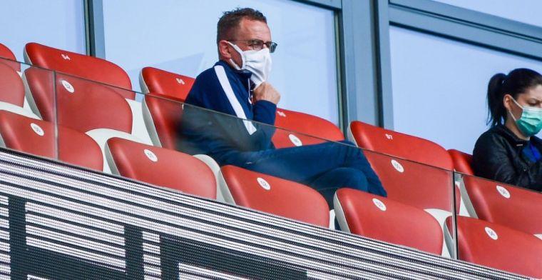 'Rangnick heeft nieuwe klus gevonden, dubbelfunctie bij Bundesliga-club'