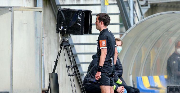 'Nederlandse VAR moet Belgische VAR uit de nood helpen op laatste speeldag'