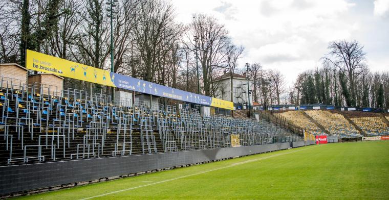 Union zoekt onderdak in Mechelen voor laatste wedstrijd in 1B