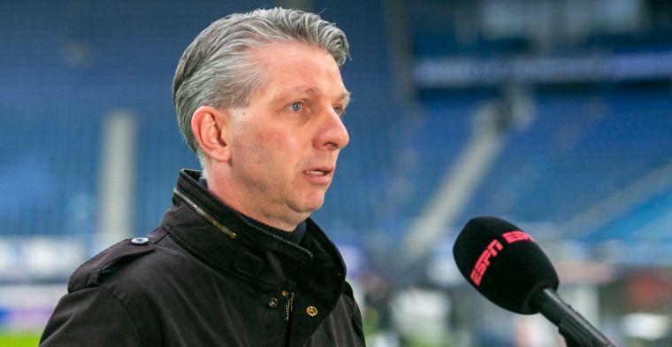 Ajax presenteert technisch manager, Overmars blij: 'We hadden iemand nodig'