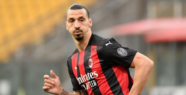Ibrahimovic opnieuw onder vuur na vermeend diner in Italiaans restaurant