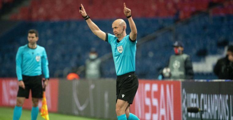 Engelse scheidsrechter met veel CL-ervaring fluit EL-return tussen Roma en Ajax