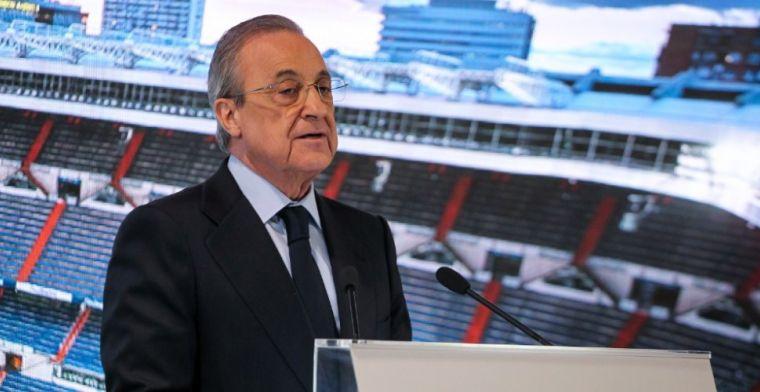 'Pérez heeft grote plannen bij Real: Europese Super League én Mbappé'