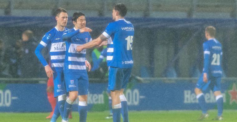 PEC Zwolle bespaart 'substantieel bedrag': Het is een seizoen als nooit tevoren