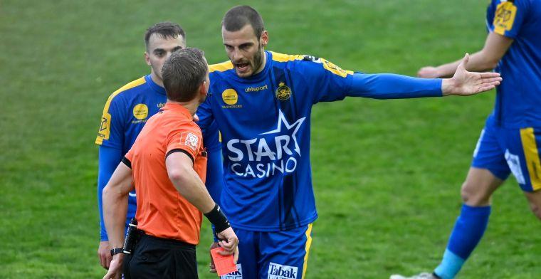 Vukotic (Waasland-Beveren) en Velkovski (Cercle Brugge) kennen hun straf