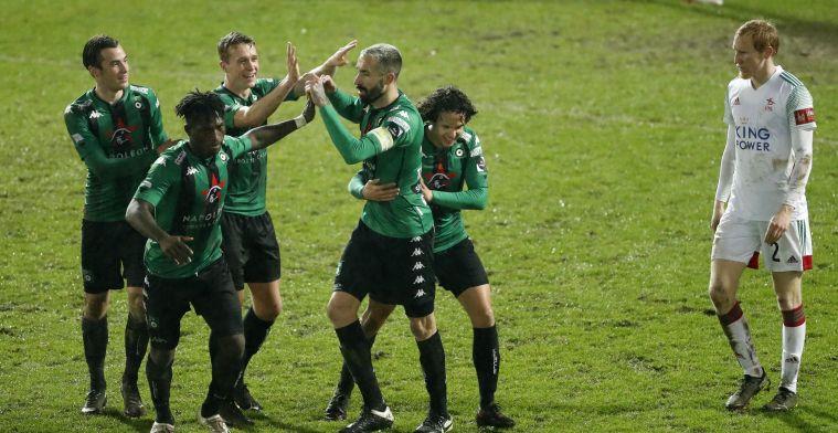 """Cercle Brugge viert behoud: """"Ze krijgen een dagje vrij en er was muziek"""""""