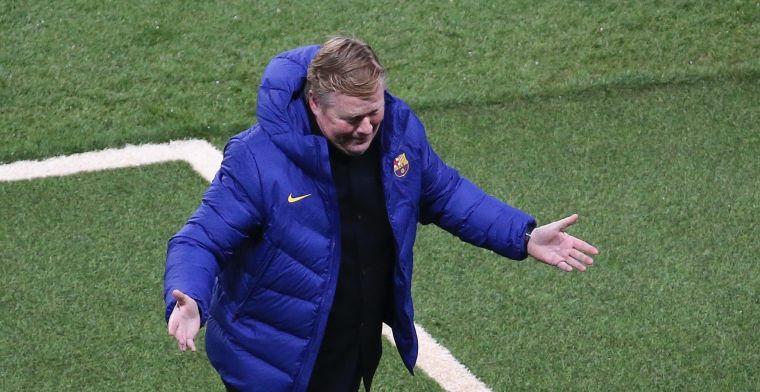 """Wijnants na Real Madrid - Barcelona: """"Koeman reageerde als een klein kind"""""""
