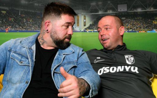 Janssen slaat ESPN-aanbod af: 'Hopelijk lichtelijk dronken bij Studio Voetbal'