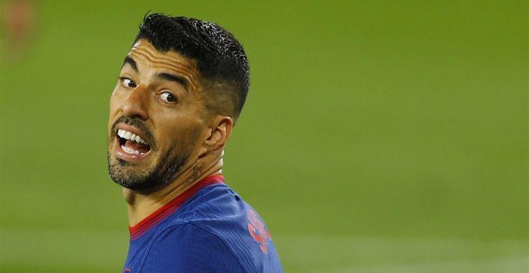 'Atlético vreest rampscenario: Suárez kan gebruik maken van speciale clausule'