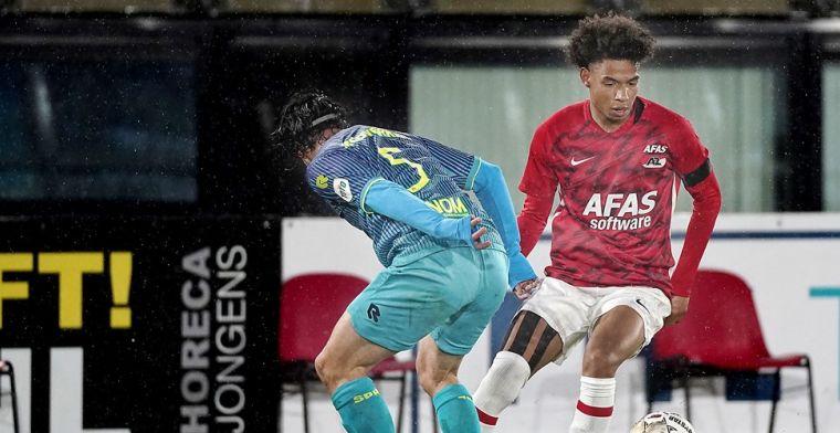 Van Galen kraakt mentaliteit van AZ-spelers: 'Ze moeten hem verrot schelden'
