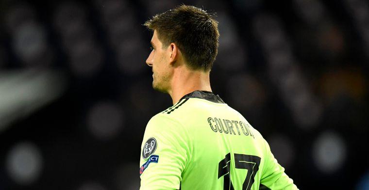 Statistieken Courtois geven Liverpool bitter weinig hoop: amper dubbel te vloeren