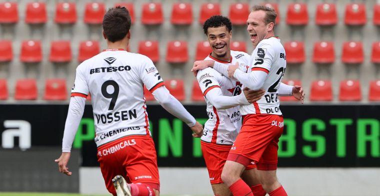 Essevee behaalt licentie voor profvoetbal in het seizoen 2021-2022