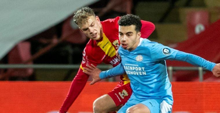 Mysterieuze blessure bij PSV-talent: 'Verschillende dokters: niemand begreep het'