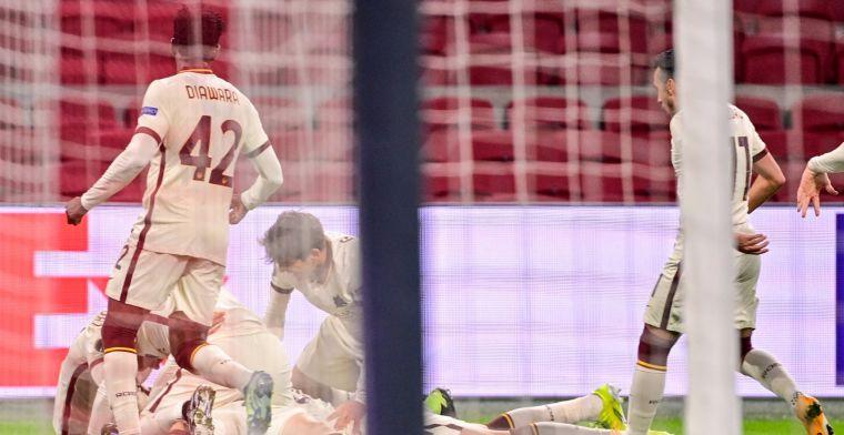 AS Roma selecteert 21 man voor Ajax-thuis: Karsdorp terug, collega-backs absent