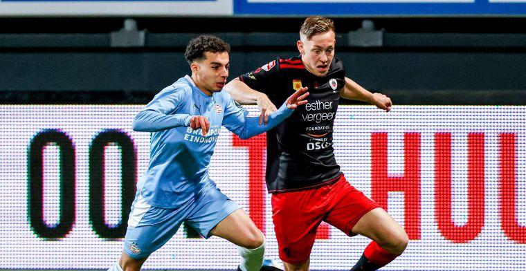 Jonge Belg van PSV had mysterieuze ziekte: Zelfs been opheffen lukte niet meer
