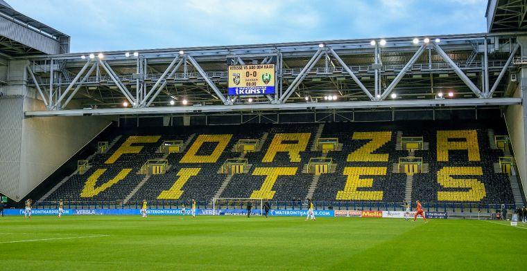 Vitesse trekt zelfde conclusie als Ajax: geen fans in stadion tijdens bekerfinale