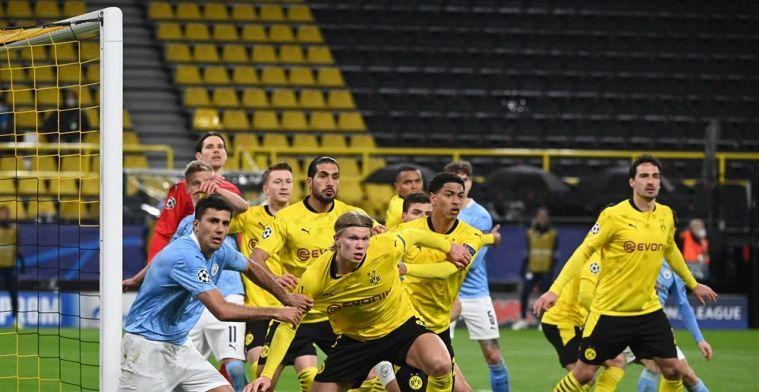 City ontdoet zich in Dortmund na vijf jaar van berucht Champions League-syndroom