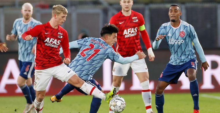 KNVB haalt mogelijke kampioenswedstrijd van Ajax tegen AZ naar voren