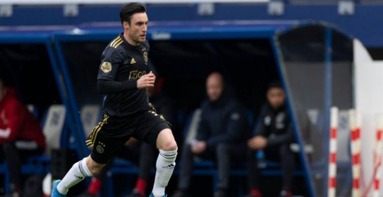 Tagliafico verwacht ander Roma in return: 'Maar het is zeker nog niet gespeeld'