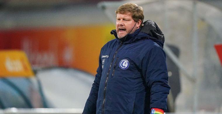 'Geen grote transfers voor KAA Gent, wel eindecontractspelers en jongeren'
