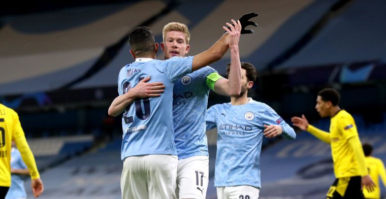 Champions League: De Bruyne moet Man City richting halve finale leiden