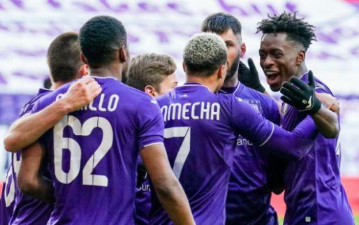 'UPDATE: Anderlecht houdt toptalent aan boord'