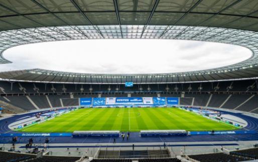 Afbeelding: Héél Hertha BSC veertien dagen in quarantaine: 'Kunnen nu niet anders'