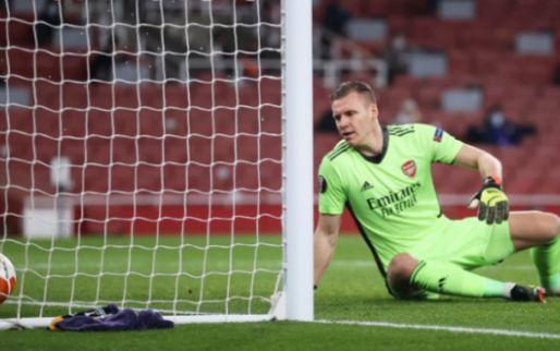 Arsenal moet na dit seizoen op zoek naar nieuwe doelman