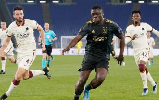 Afbeelding: Ajax ziet Europa League-droom uiteenspatten op frustrerende avond bij Roma