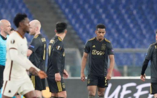 Zure Ajax-exit, wéér topseizoen: Ajax én Nederland kruipen dichterbij Europese top