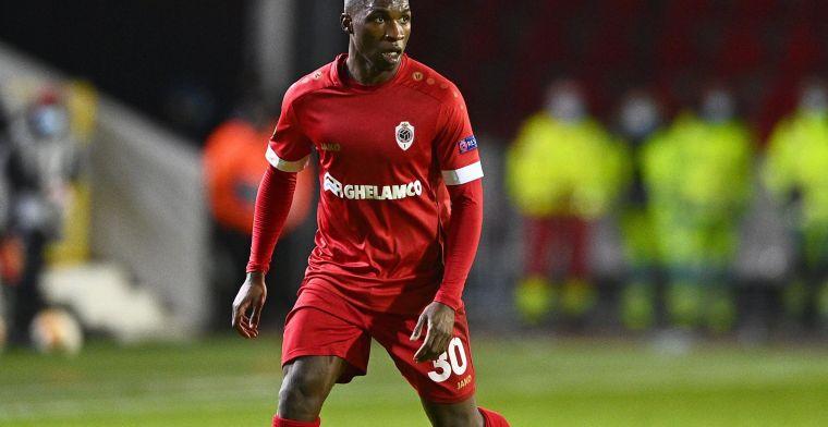 'Antwerp-speler staat in de belangstelling van OG Nice'