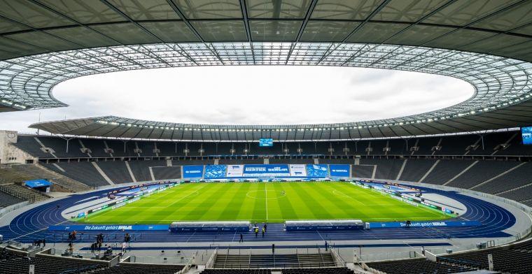 Héél Hertha BSC veertien dagen in quarantaine: 'Kunnen nu niet anders'