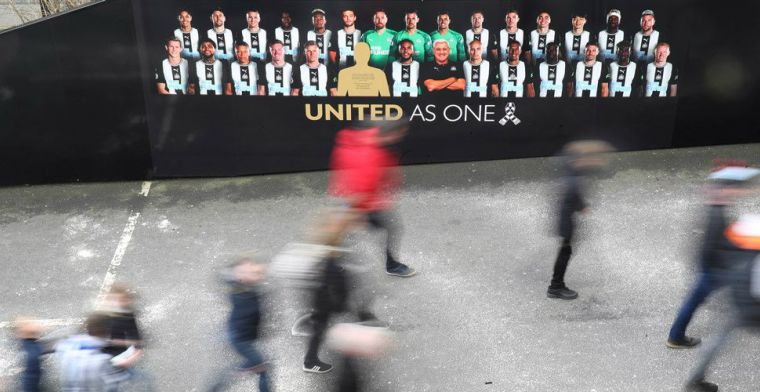 'Mislukte Newcastle-overname werkte door tot hoogste niveau: sms voor Johnson'