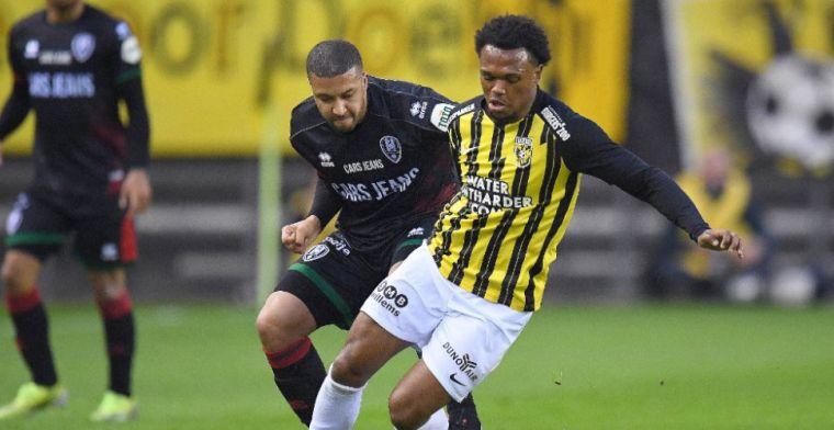 'Vitesse krijgt hevige concurrentie in Openda-strijd: Club Brugge wacht af'