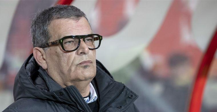 Van Leeuwen prijst talentvolle NEC-stopper aan: 'Die kan straks zo in Italië mee'
