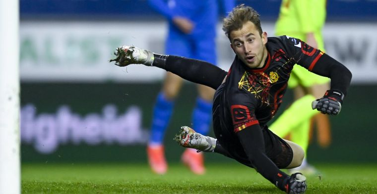 'Gaëtan Coucke, KV Mechelen, moet knieoperatie ondergaan'