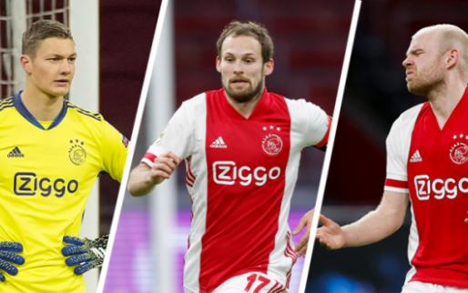 Afbeelding: De Europese knelpunten van Ajax: keeper-blunders, kansen missen en blessures